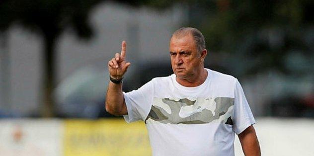 Galatasaray Teknik Direktörü Fatih Terim'den 'Barış Pınarı Harekatı'na destek!