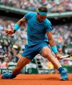 Fransa Açık'ta Rafael Nadal 2. tura yükseldi