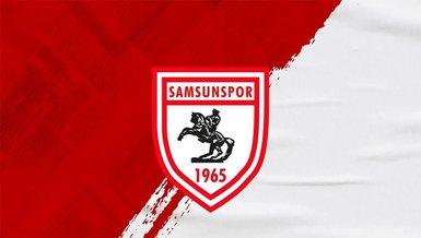 Son dakika spor haberi: Mehmet Altıparmak Samsunspor'da! İşte detaylar...