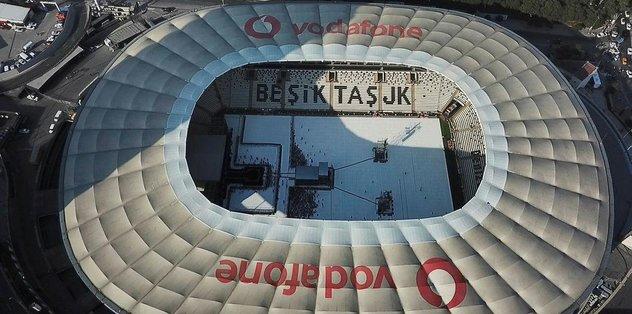 Vodafone Park'ta final