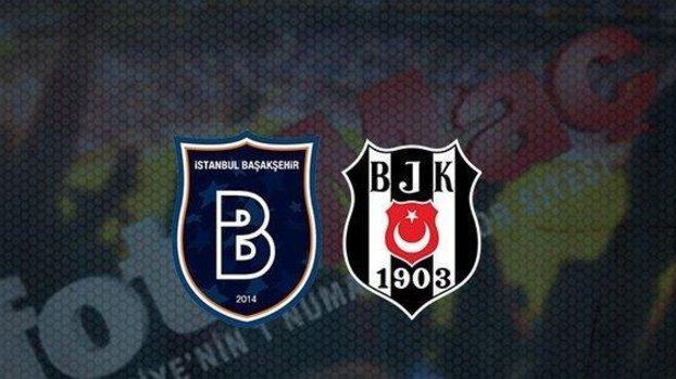 Başakşehir Beşiktaş maçı CANLI