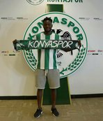 Konyaspor'a Kongolu stoper