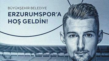 Elba Rashani BB Erzurumspor'da!