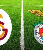 Galatasaray-Benfica maçı hangi kanalda?