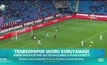 Trabzonspor skoru koruyamadı