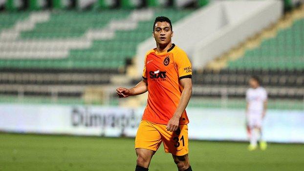 Son dakika GS haberleri   Galatasaray'da Mostafa Mohamed sevinci!