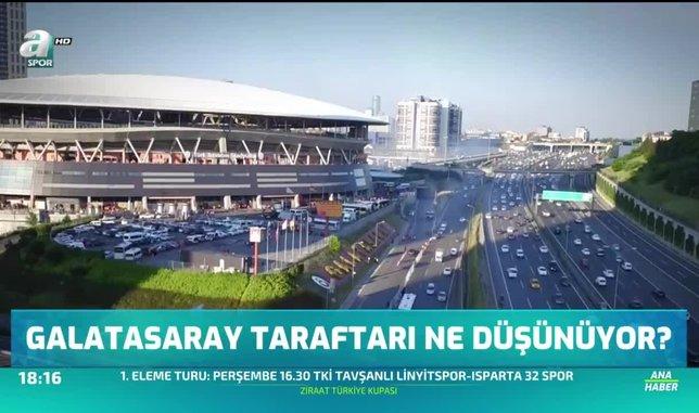 Galatasaray taraftarı ne düşünüyor? Falcao gelmeli mi