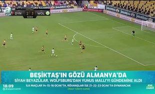 Beşiktaş'ın gözü Almanya'da
