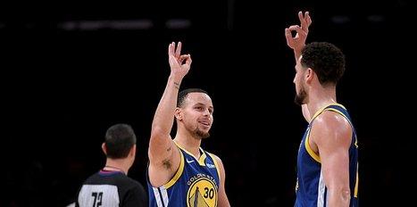 Warriors'tan üst üste 8. galibiyet