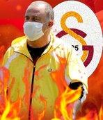 G.Saray'da sıcak saatler! Terim ve corona virüsü...