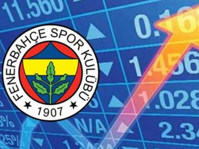Galatasaray borsada da uçtu! Fenerbahçe...