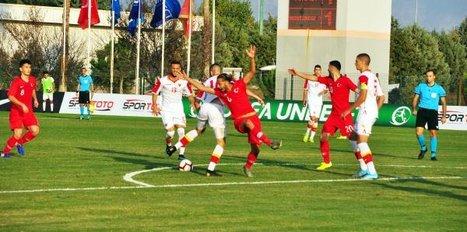 U19 Milli Takımımız, Karadağ'ı da devirdi!