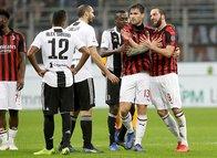 Milan - Juventus maçında ortalık karıştı!