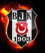 Beşiktaş'ta ayrılık! 2 yıllığına kiralandı