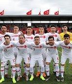 Milli takımın aday kadrosu açıklandı