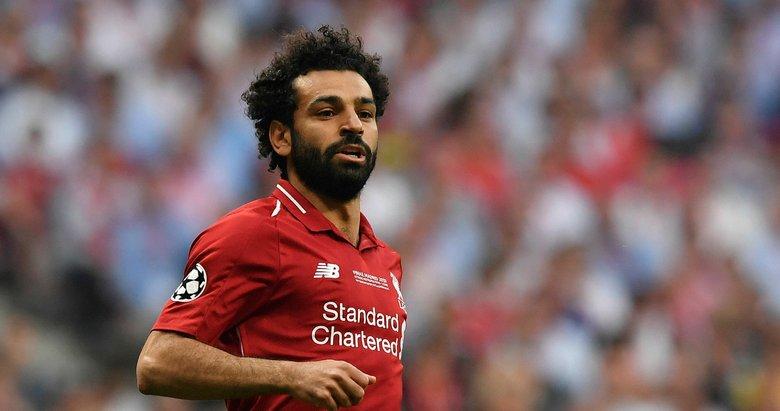 Liverpool'un yıldızı Mumammed Salah tarihe geçti