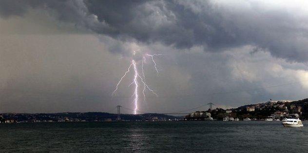 Bugün ve yarın (29 Mayıs) hava durumu nasıl? Yağış var mı? İstanbul hava durumu...