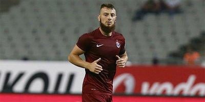 Trabzonspor'da Aykut Demir'e ihtar