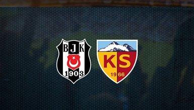 Beşiktaş hazırlık maçı: Beşiktaş - Kayserispor hazırlık maçı ne zaman, saat kaçta ve hangi kanalda canlı yayınlanacak? | Bjk haberleri