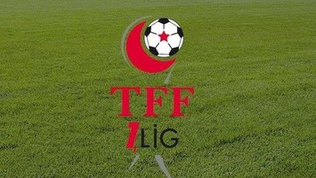 TFF 1. Lig'de 4 haftalık program belli oldu!