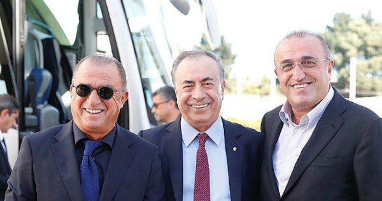 Fatih Terim ve Mustafa Cengiz'den transfer zirvesi! İşte alınan flaş karar