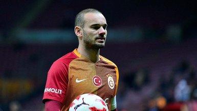"""Wesley Sneijder futbola dönüyor! """"Yeni görevim için hazırım"""""""