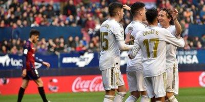 Real Madridli Luka Jovic'in sağ ayağında kırık tespit edildi