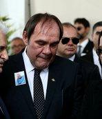 Spor camiası Erdoğan Demirören'in cenazesinde buluştu