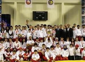 Türkiye 56 madalya ile ikinci oldu