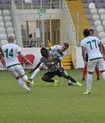 Bursaspor hazırlık maçında Altay'ı 2-1 mağlup etti