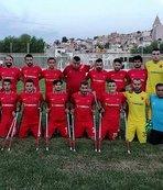 Ampute Futbol Milli Takımı dünya ikincisi