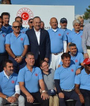 Diplomatik ve İş İnsanları Golf Turnuvası sona erdi