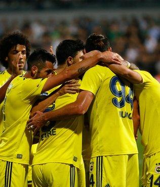 İşte Fenerbahçe'nin Konyaspor maçı 11'i
