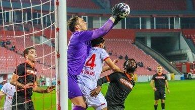 Samsunspor-Adanaspor: 2-1 (MAÇ SONUCU-ÖZET)