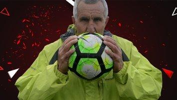 72 yaşında futbola geri döndü!