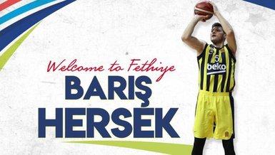 Lokman Hekim Fethiye Belediyespor'dan transfer! Barış Hersek...