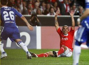Benfica - Chelsea (Şampiyonlar Ligi Çeyrek Final)