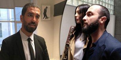 Son dakika... Arda Turan - Berkay Şahin davasında mahkemeye kararını verdi! 2 yıl 8 ay 15 gün hapis cezası...