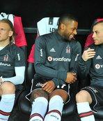 Beşiktaş'ta sorgu zamanı