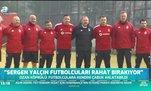 Ozan Köprülü: Sergen Yalçın futbolcuları rahat bırakıyor