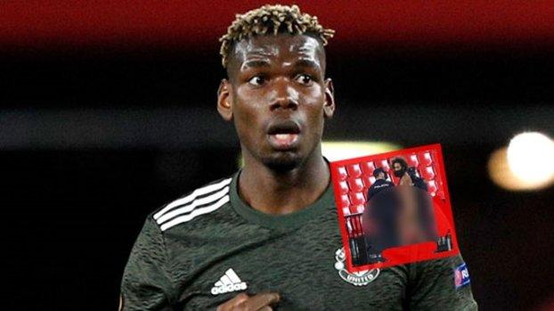 Granada Manchester United maçında ilginç anlar! Sahaya çıplak daldı #