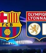 CANLI | Barcelona - Lyon
