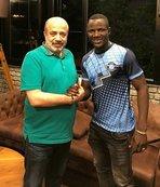 Adana Demirspor, Traore'yi transfer etti