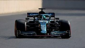 F1 Bakü'de