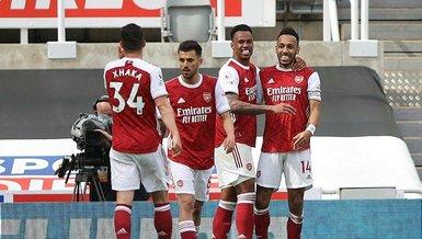 Newcastle United - Arsenal: 0-2 (MAÇ SONUCU - ÖZET)