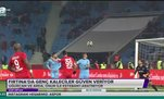 Trabzonspor'da genç kaleciler güven veriyor