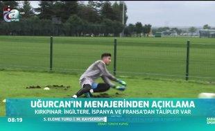 11 kulüp Uğurcan Çakır'ın peşinde! En az 20 milyon euro...