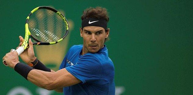 Nadal, Şanghay'da yarı finalde