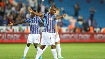 Trabzonspor'un Kasımpaşa maçındaki kozu Nwakaeme!
