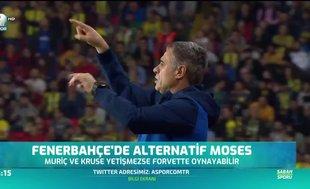 Fenerbahçe'de alternatif Moses